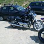Thunderbird sul Gavia