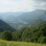 Panorama da Culmine San Pietro
